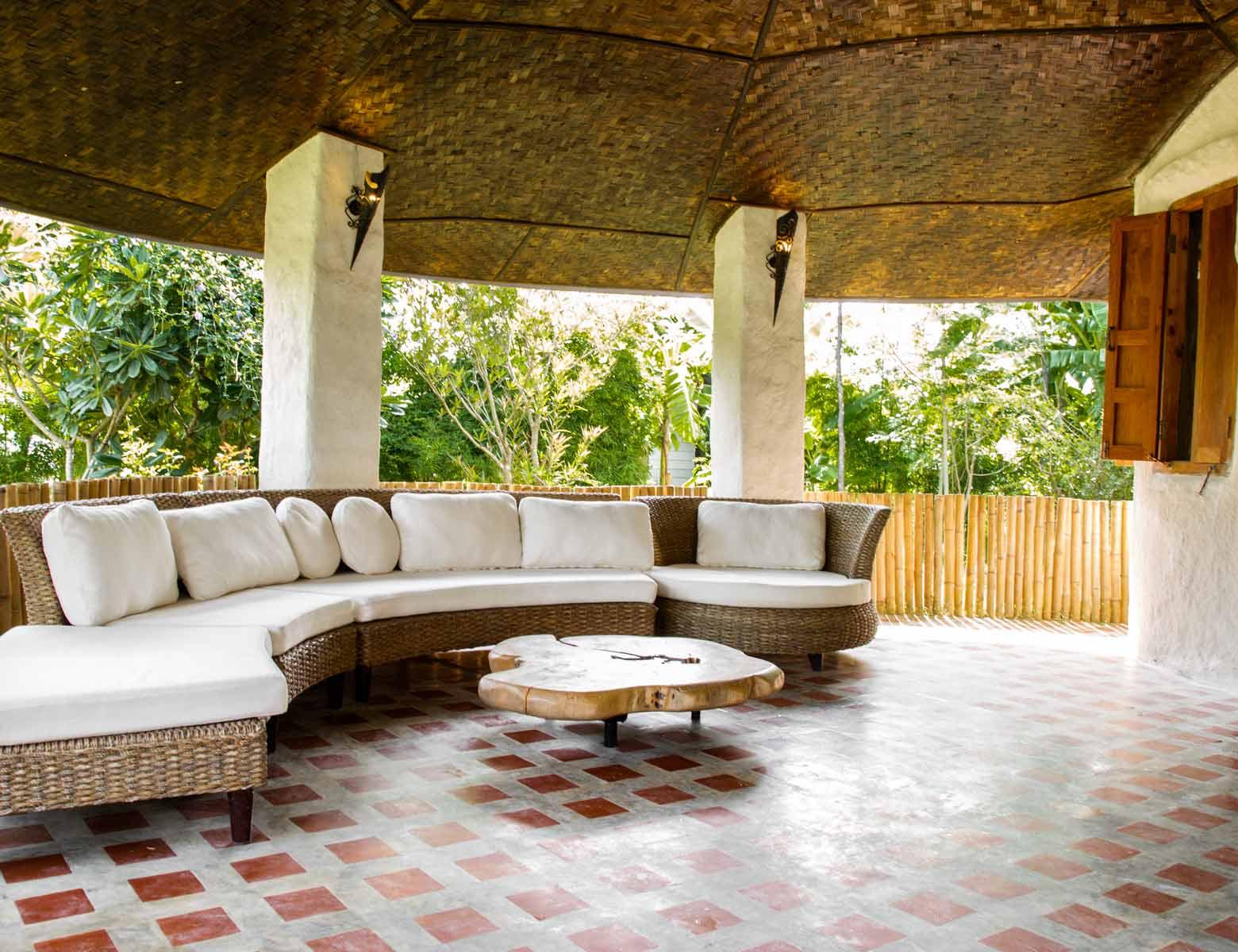 Chiang Mai Yoga Retreat Center Adobe Villa