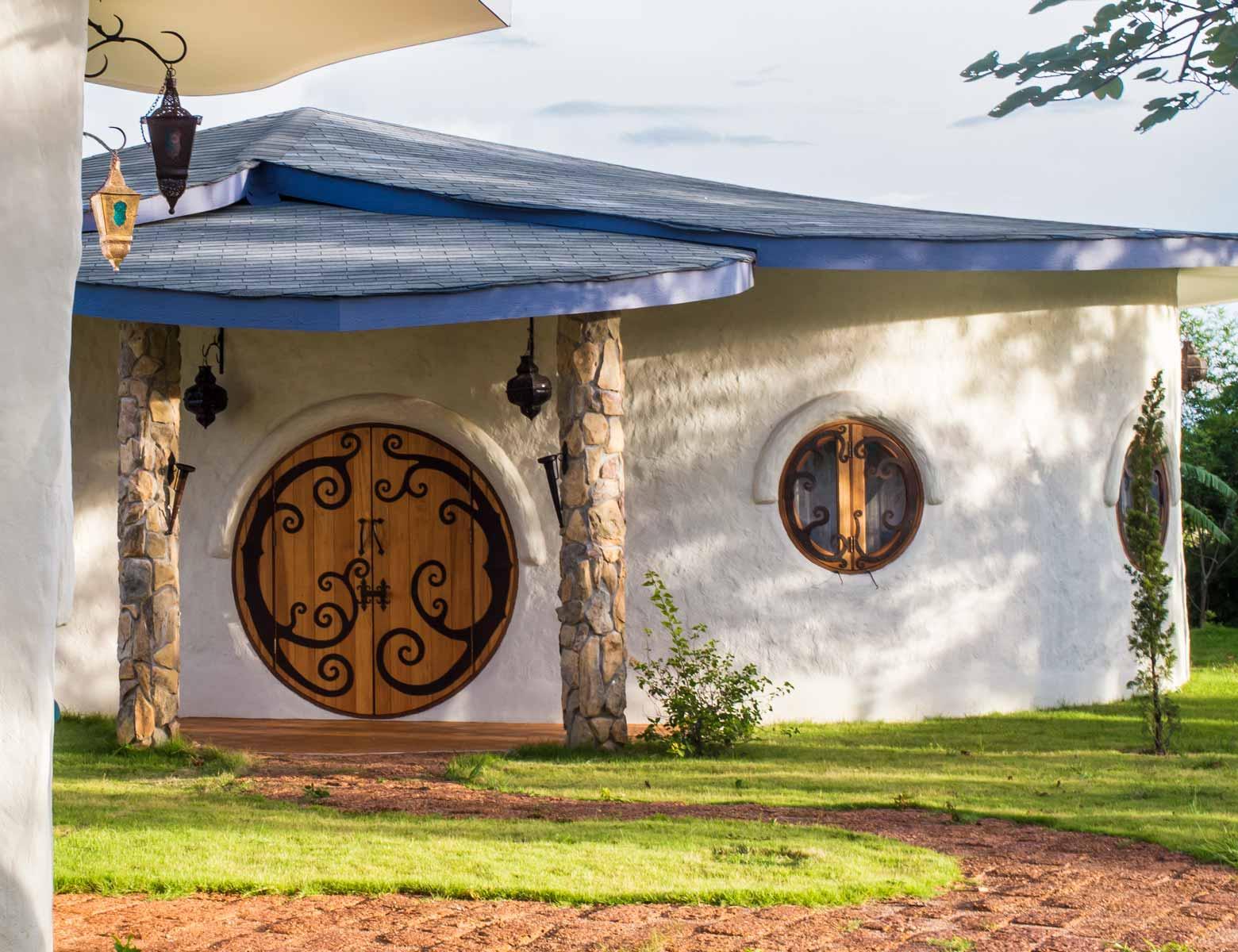 Mala Dhara Yoga Retreat Center Adobe Villa