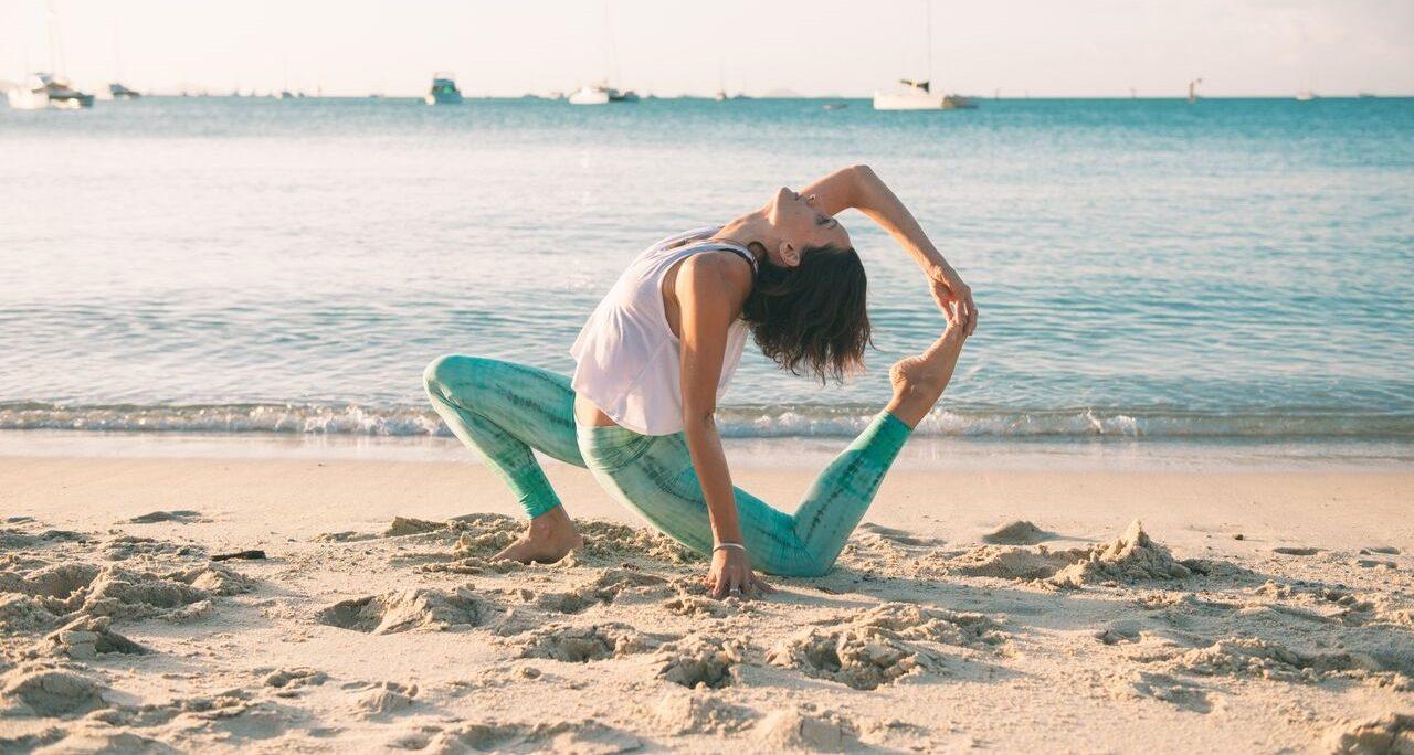 Meaghan Collins Yoga Asana