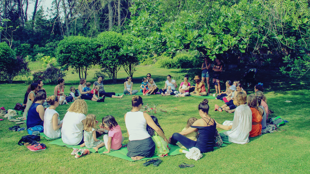 HolyMama Retreat for Retreat Leaders at Chiang Mai Mala Dhara