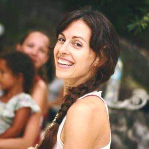 Amber Sawyer - Embodiement Facilitator and 200 Hour Yoga Teacher Trainer with Swara Yoga School