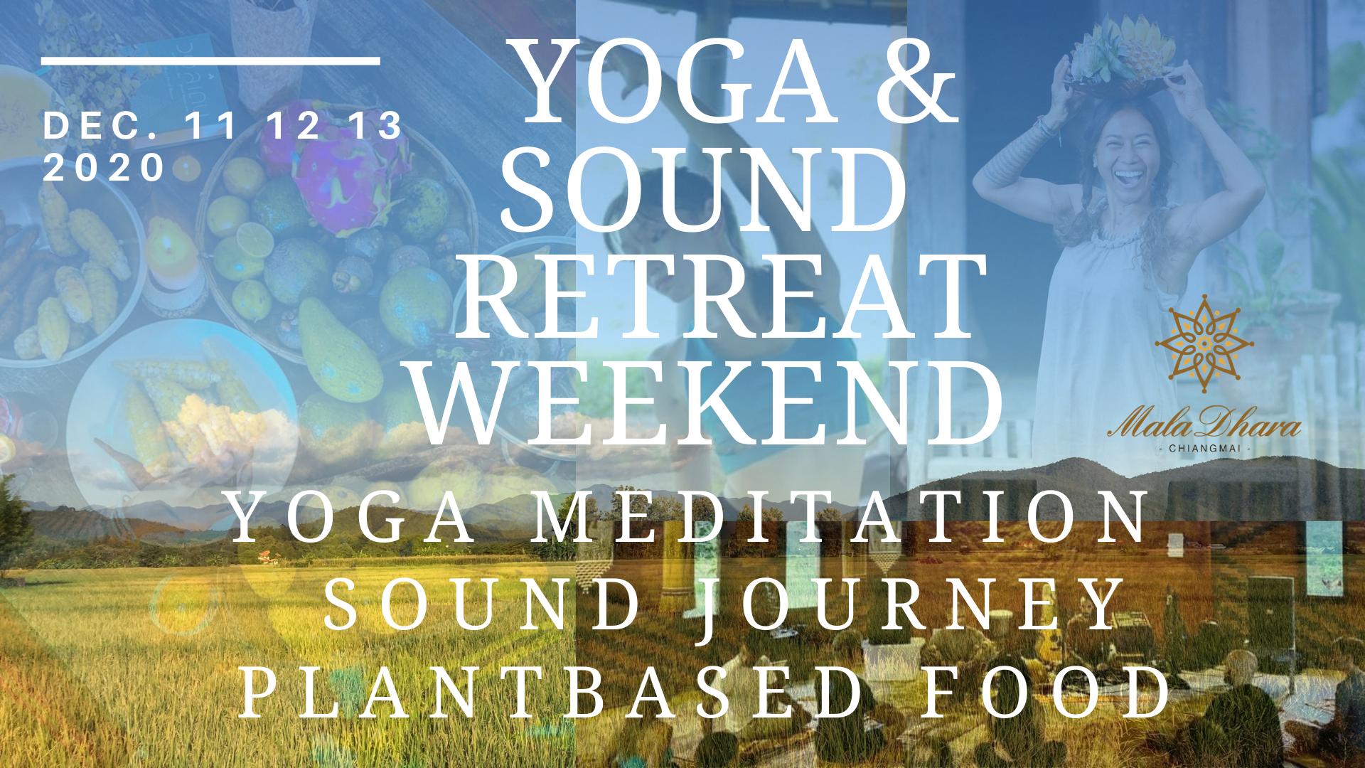 Chiang Mai Yoga Retreat