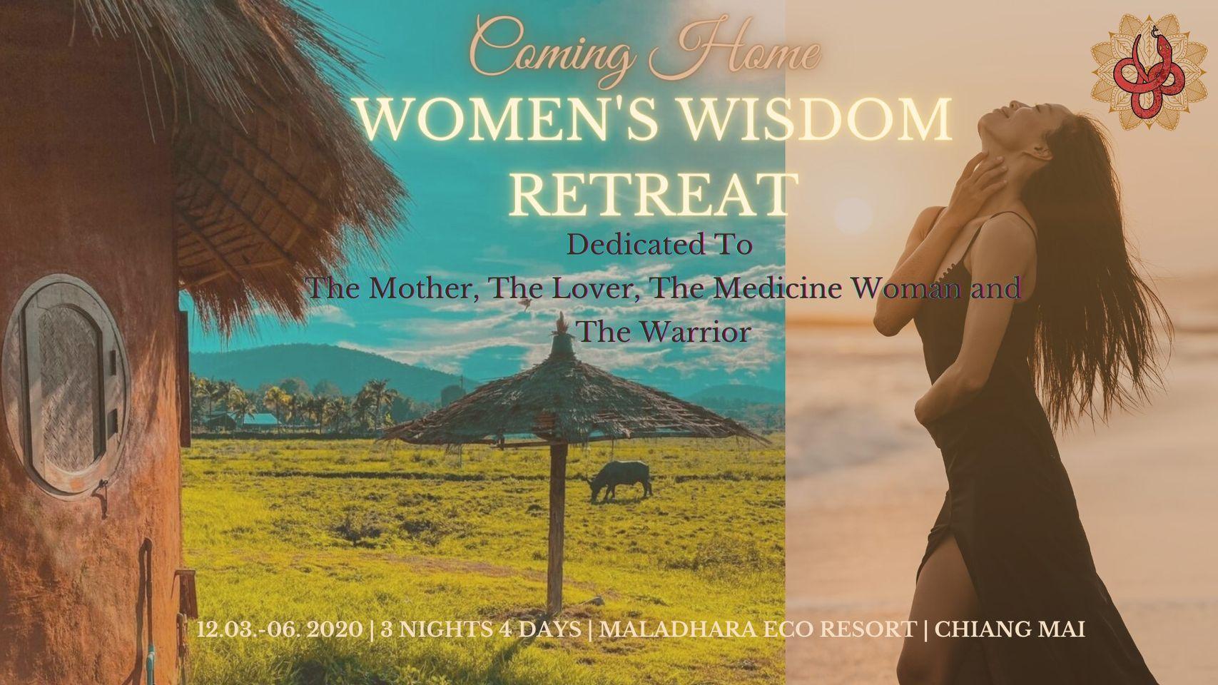 Women's Wisdom Retreat Chiang Mai Thailand